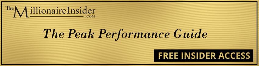 peak performance guide
