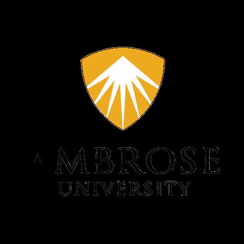 presenter at Ambrose University