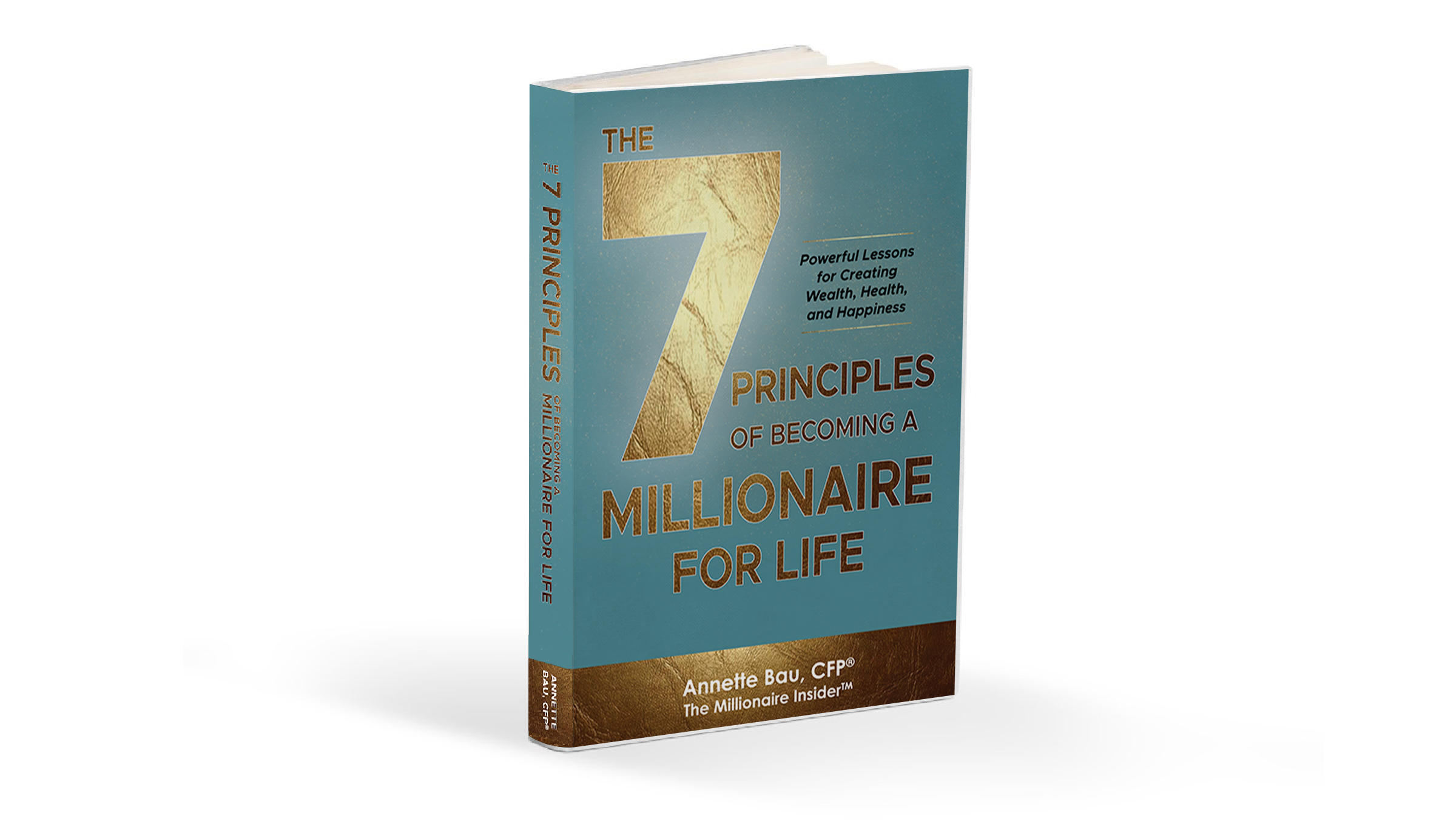The 7 Principles of Becoming a Millionaire for Life