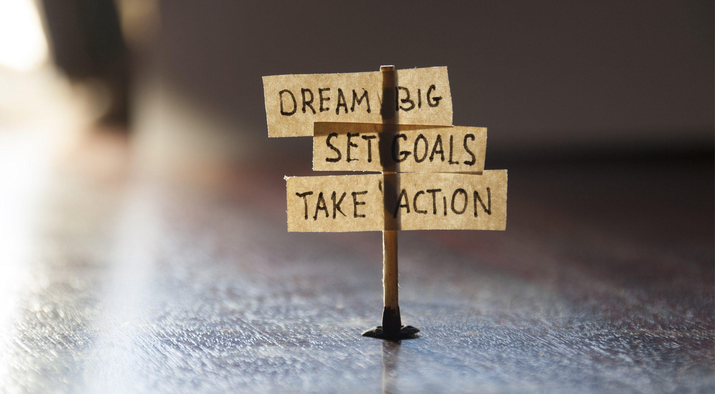 set and achieve goals