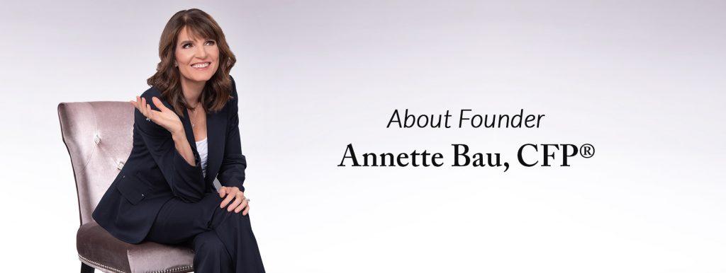 about annette bau founder millionaireseries.com